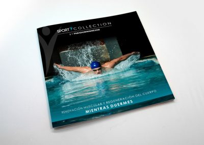 SPORTY COLLECTION BY PARA DORMIR MEJOR