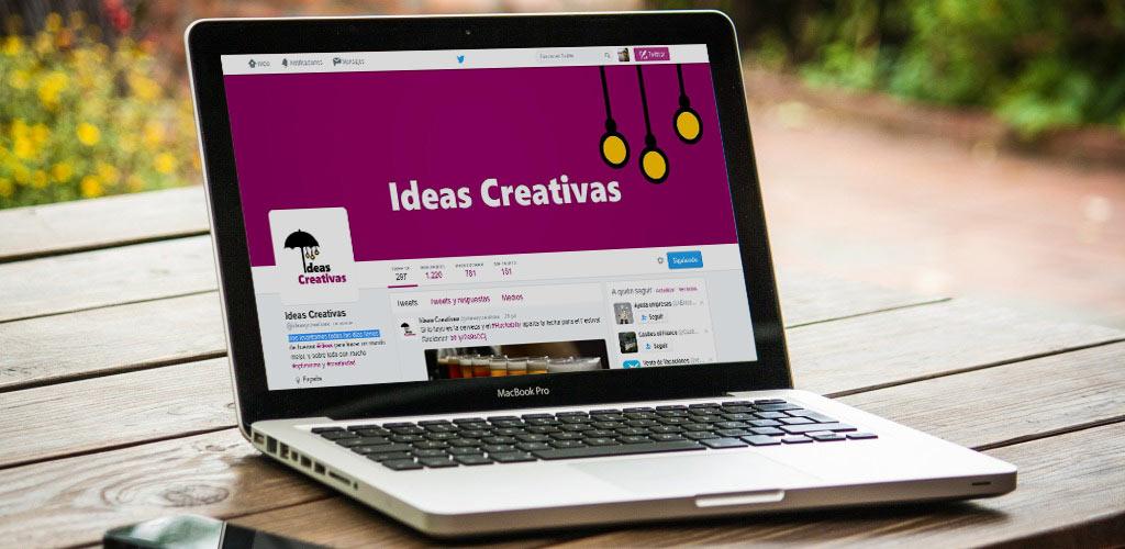 Logotipo para Ideas Creativas