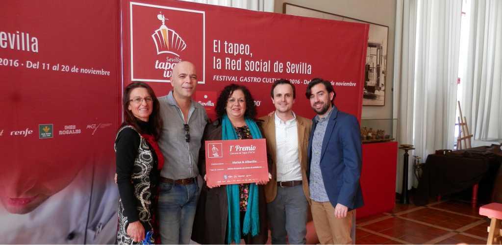 Ganadores Sevilla Tapas Week 2016