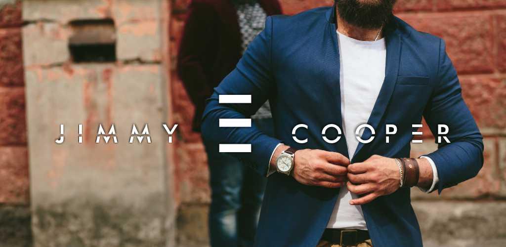 Identidad Corporativa para Jimmy Cooper